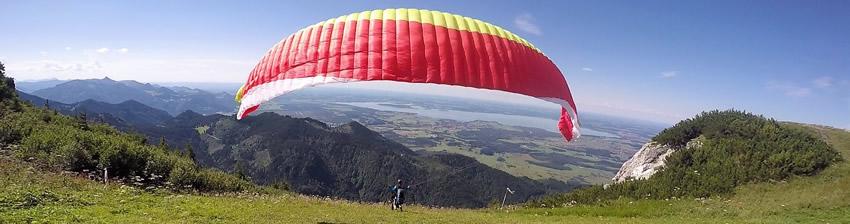 Tandemflüge Berchtesgadener Land